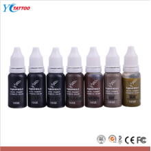 Vente en gros de crayons de tatouage cosmétique Pigment Colorful Tattoo Ink Prices